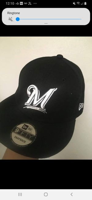 Letter m hat snapback for Sale in Anaheim, CA