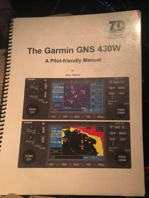 Garmin 430 manual for Sale in Laveen Village, AZ