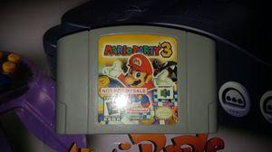 Nintendo 64 N64 NFR Mario Party 3 for Sale in Phoenix, AZ