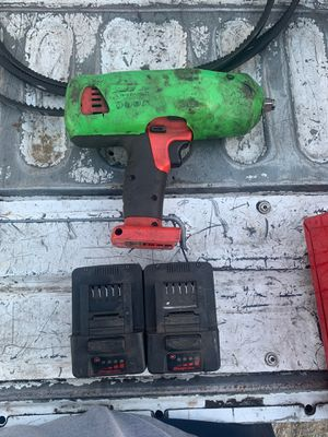 Snap on 1/2 inch impact for Sale in Aromas, CA