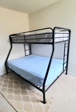 Twin Over Full Bunk Bed for Sale in Aspen Hill, MD