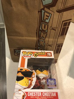 Funko pop Chester cheetah Hollywood for Sale in Pasadena, CA