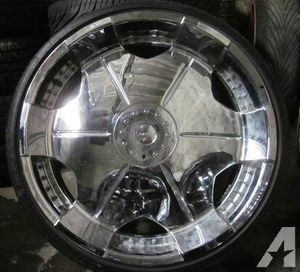All Chrome Limited 26s for Sale in Palmyra, NJ