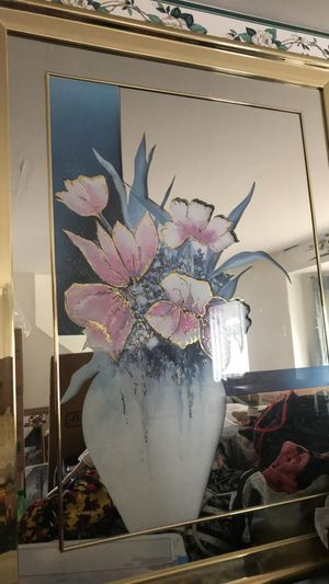 Beautiful Large Picture Mirror for Sale in Chevy Chase, MD