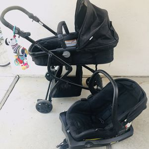 Urbini travel system stroller and infant seat for Sale in Costa Mesa, CA