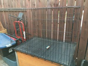 Dog cage size large for Sale in Ontario, CA