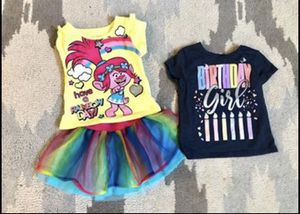 Trolls Birthday outfit for Sale in Oceanside, CA
