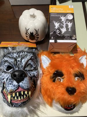 Halloween decorations for Sale in San Antonio, TX
