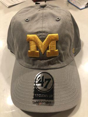 47 Michigan hat for Sale in Menifee, CA
