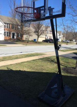 New!! Basketball hoop, portable basketball hoop, adjustable basketball hoop for Sale in Phoenix, AZ