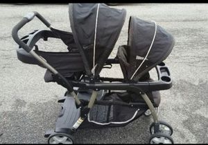 Graco double stroller $40 for Sale in Queens, NY