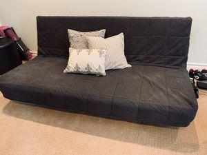 Gray futon for Sale in Redmond, WA