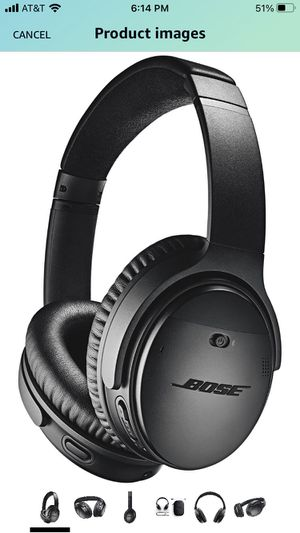Bose noise cancelling headphones for Sale in Bethesda, MD