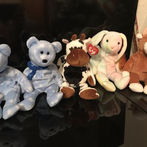 Collectible Beanie Babies for Sale in Plant City, FL