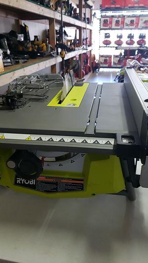RYOBI 15 Amp 10 in. Table Saw for Sale in Phoenix, AZ