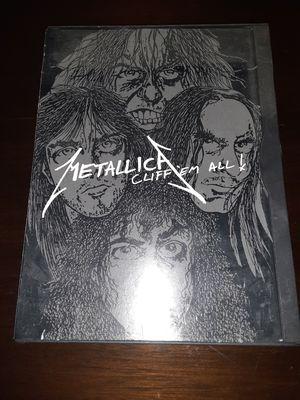 Metalica DVD for Sale in Visalia, CA