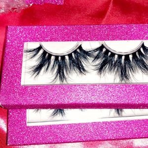 25mm Mink Lashes Fluffy And Lightweight for Sale in Loma Linda, CA
