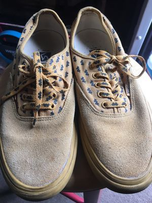 Vans Syndicate x WTAPS Era sz. 9 for Sale in Los Angeles, CA