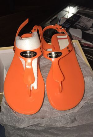 Michael Kors Thong Jelly Sandals for Sale in St. Louis, MO