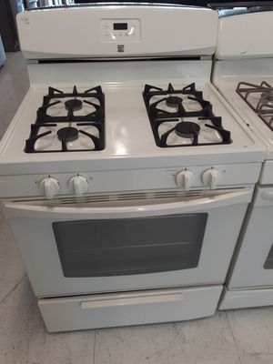 Kenmore gas stove in good condition with 90 day's warranty for Sale in Mount Rainier, MD