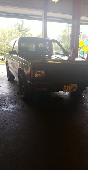 91 blazer for Sale in Old Bridge Township, NJ