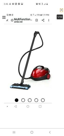 Multi function steam cleaner brand new for Sale in Rialto,  CA