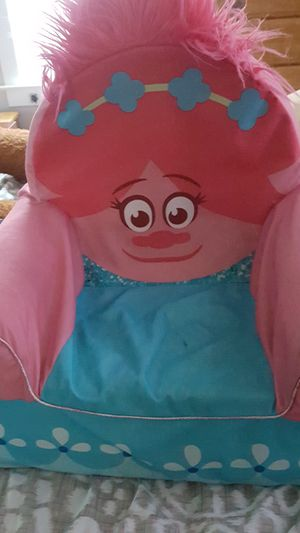 Trolls toddler chair for Sale in Lancaster, PA