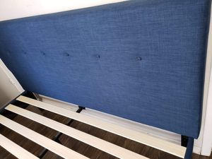 Bed frame king size. Brand new. Free delivery. $200 for Sale in Modesto, CA