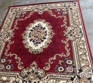Brand New Persian Style Area Rugs 8 ft. x 10 ft only for 120 $ Limited Pieces Available !!!!!!!! for Sale in Cerritos, CA