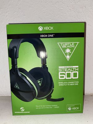 XBOX Headset for Sale in Modesto, CA