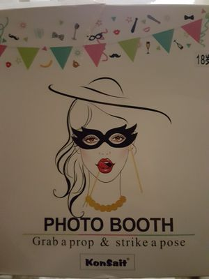 Photo booth props for Sale in Corona, CA