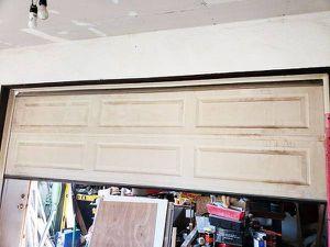5 panel garage door for Sale in San Diego, CA