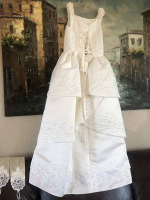 Flower girl dress for Sale in Castro Valley, CA