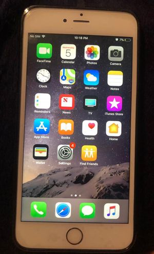 iPhone 6s Plus for Sale in Rock Hill, SC