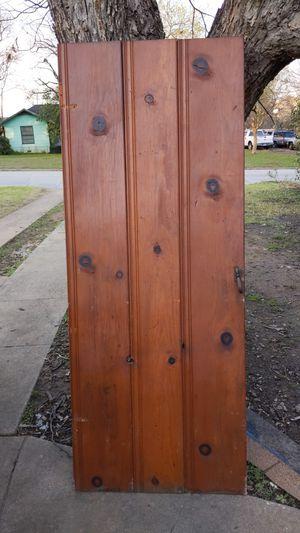 Vintage door for Sale in Fort Worth, TX