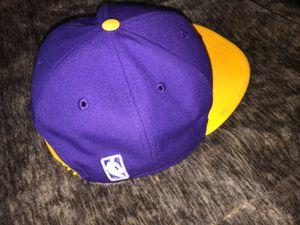 Lakers hat for Sale in Manassas, VA