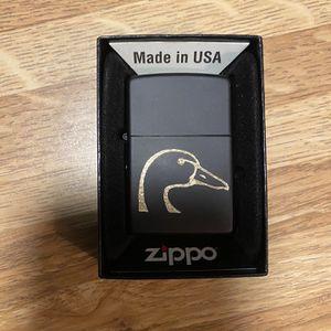 Zippo Ducks Unlimited Logo(black) for Sale in Cut Off, LA