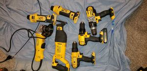 DeWalt tools for Sale in Monroe, WA