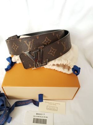 Louis Vuitton Initials Belt, 30-34 for Sale in Forest Heights, MD
