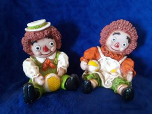 RAGGEDY ANN & RAGGEDY ANDY for Sale in Palos Hills, IL