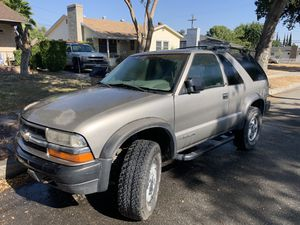 2004 Chevy blazer 4\4 for parts for Sale in San Bernardino, CA