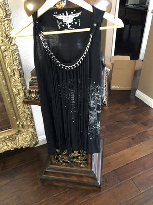 Fringe top or short dress for Sale in Poway, CA