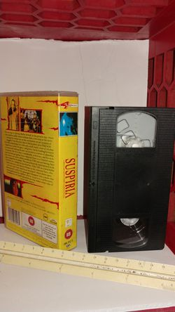 Very Rare Gore Japan Release Horror Suspiria for Sale in Wallingford,  CT