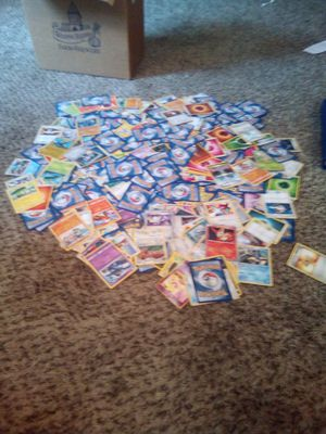 Pokemon cards for Sale in Carrboro, NC