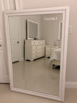 "Large 5' x 3'6"" Mirror for Sale in Belle Isle, FL"