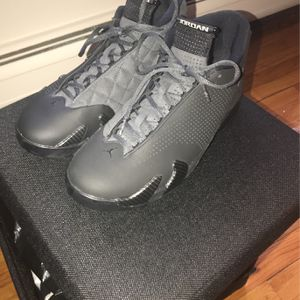 Jordan 14 quilted Ferrari With Box Size 12 for Sale in Chicago, IL
