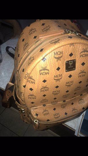 MCM Backpack $550 OBO NEGOTIABLE PRICE for Sale in North Las Vegas, NV