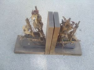 Pirate book ends for Sale in Montclair, CA