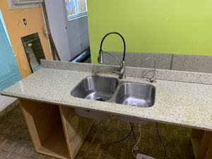 Kitchen granite and sink and marble for Sale in Fort Lauderdale, FL