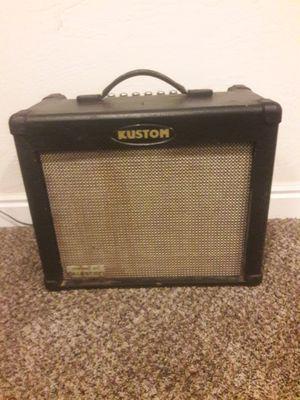 Kustom amp. for Sale in Visalia, CA